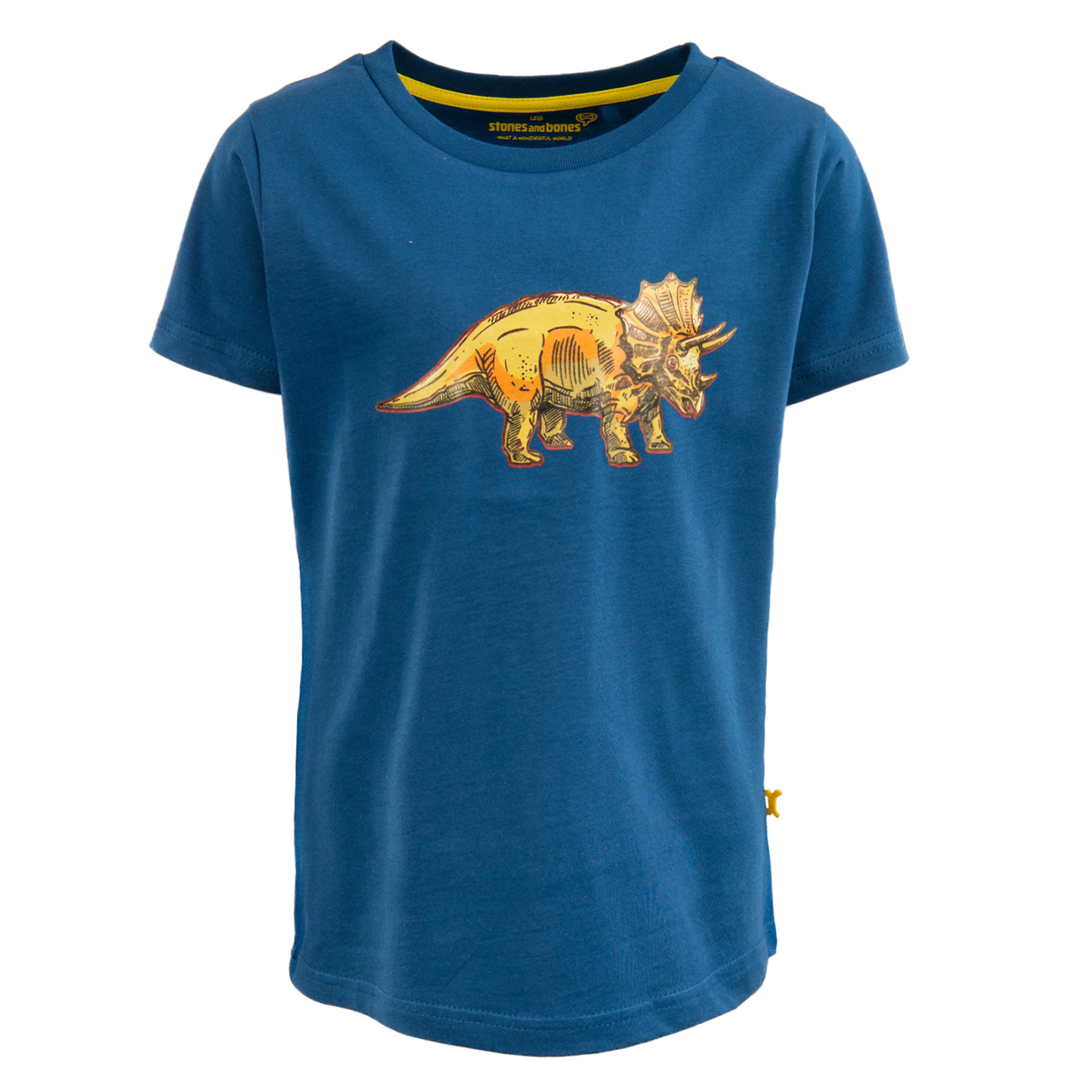 Russell - TRICERATOPS cobalt
