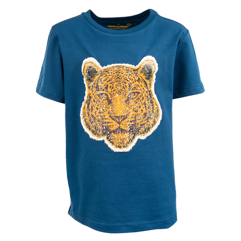 Oscar - BIG CATS cobalt