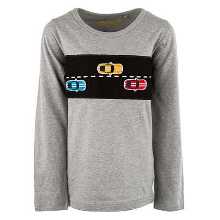 Skipper - RACE CARS m.grey