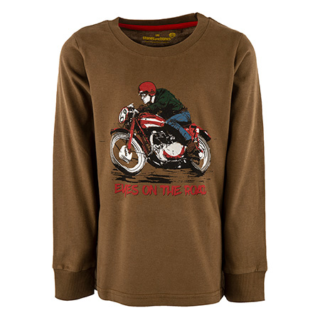 STONES and BONES | Clothing | Tougher - MOTO