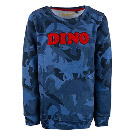 Impress - DINO CAMOU blue