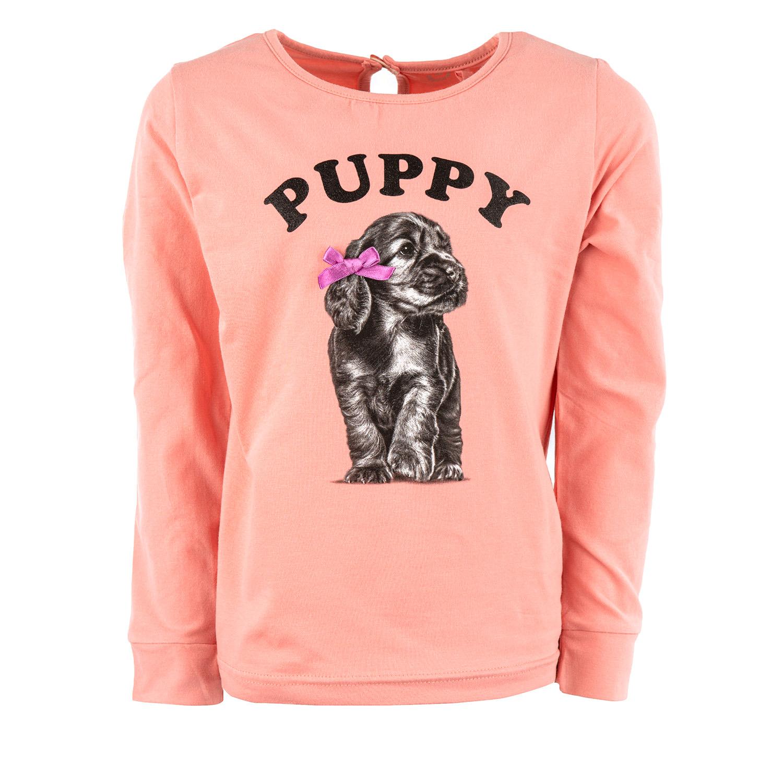 Amber - PUPPY pink