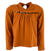 STONES and BONES   Clothing   Clodette - LEOPARD TRIM