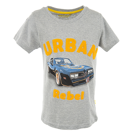 Russell - URBAN REBEL m.grey