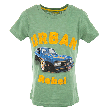 Russell - URBAN REBEL khaki