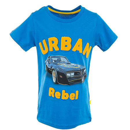 Russell - URBAN REBEL azure