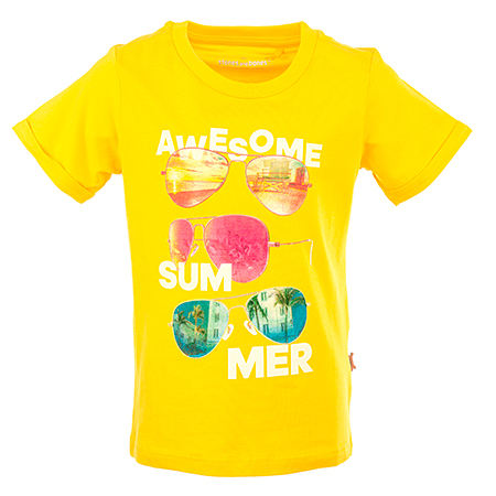 Josey - AWESOME SUMMER yellow