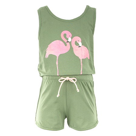 STONES and BONES | Clothing | Penny - FLAMINGOS