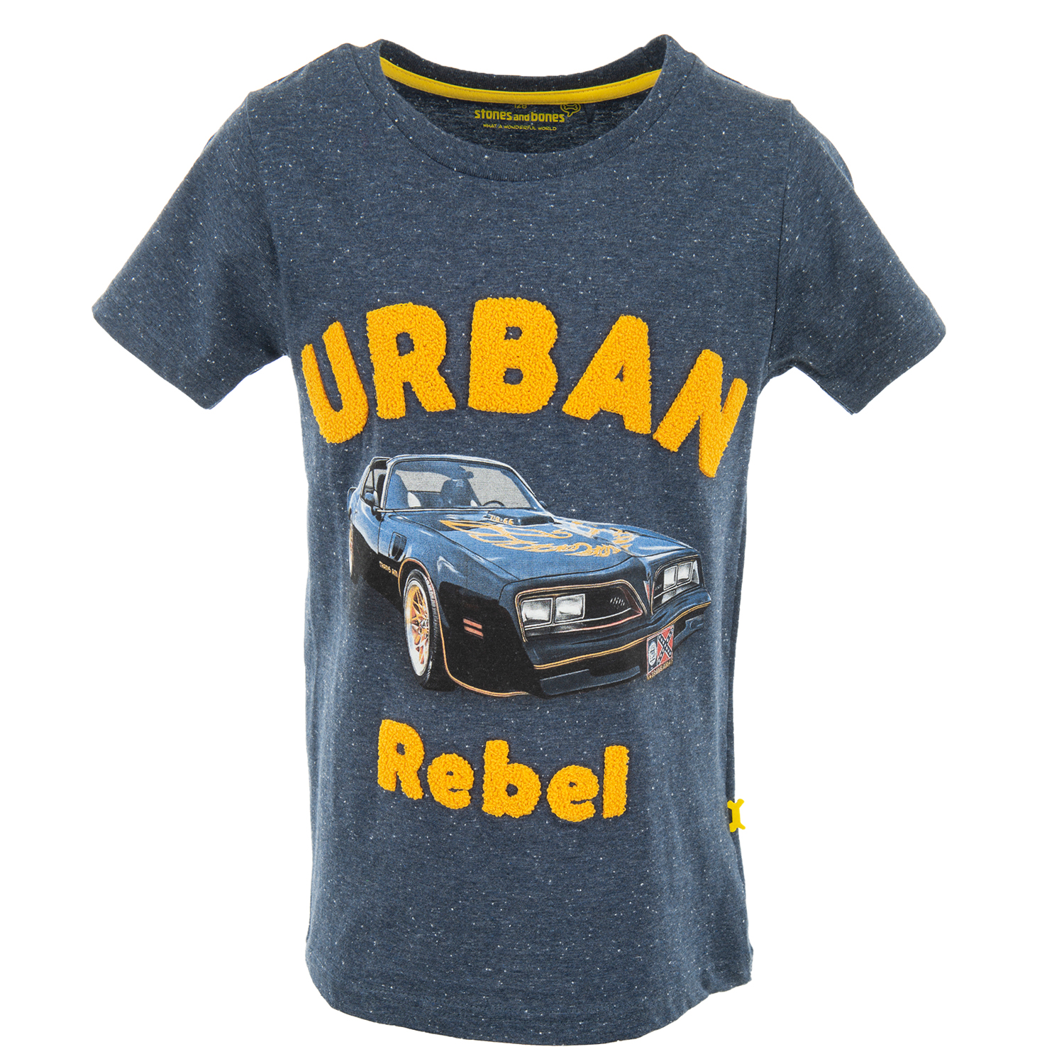 Russell - URBAN REBEL navy sp.