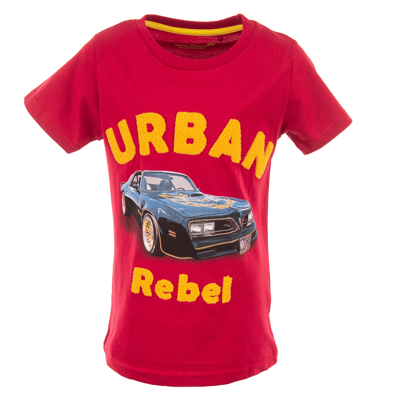 Russell - URBAN REBEL red