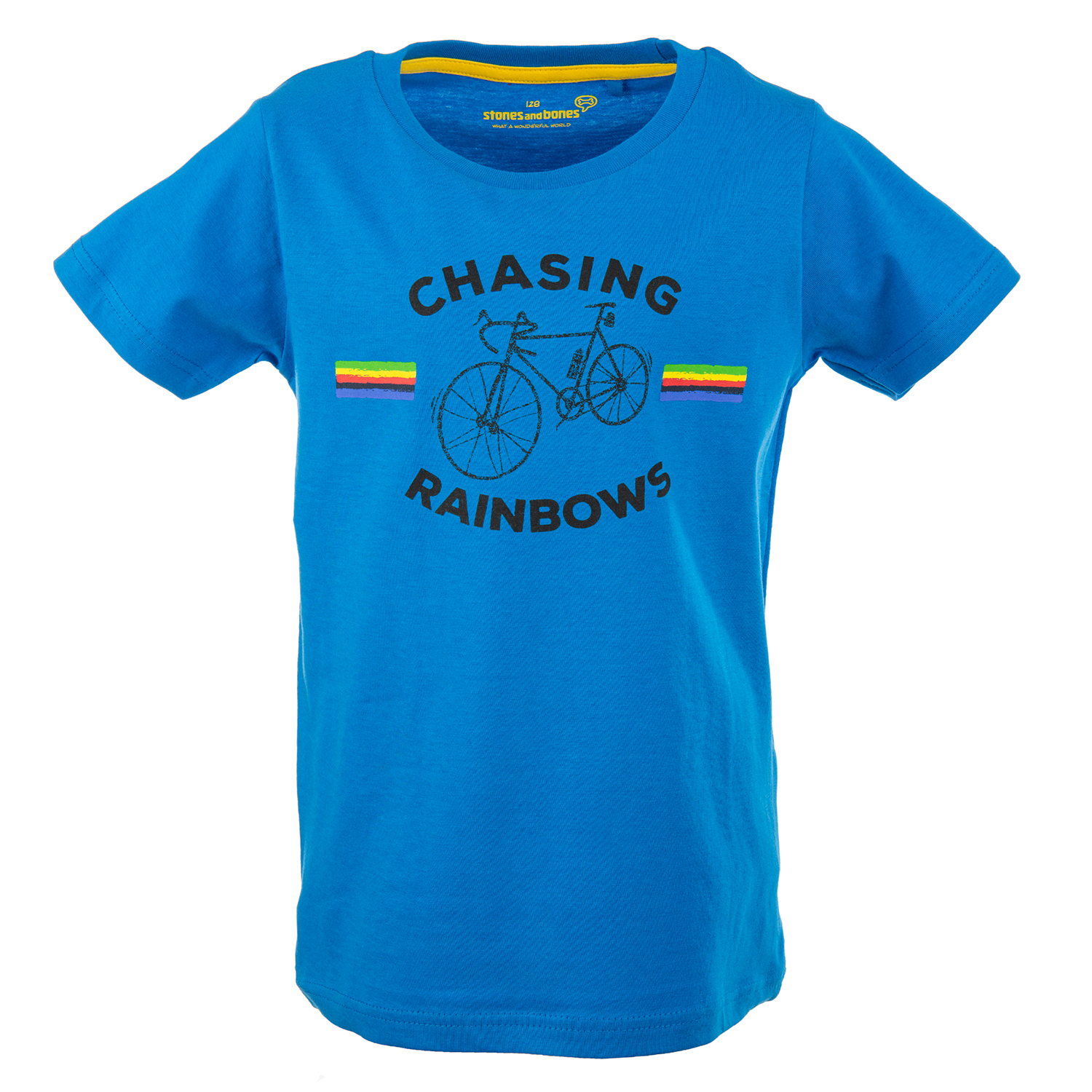 Russell - CHASING RAINBOWS azure