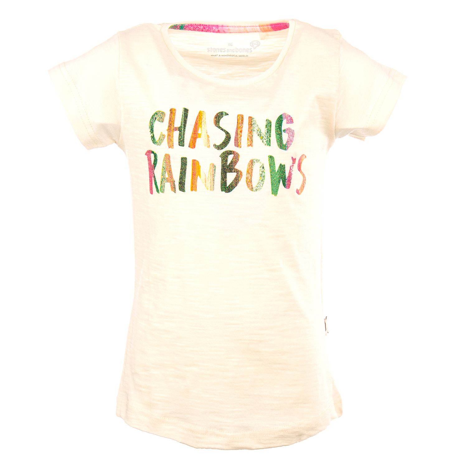 Camille - CHASING RAINBOWS off white