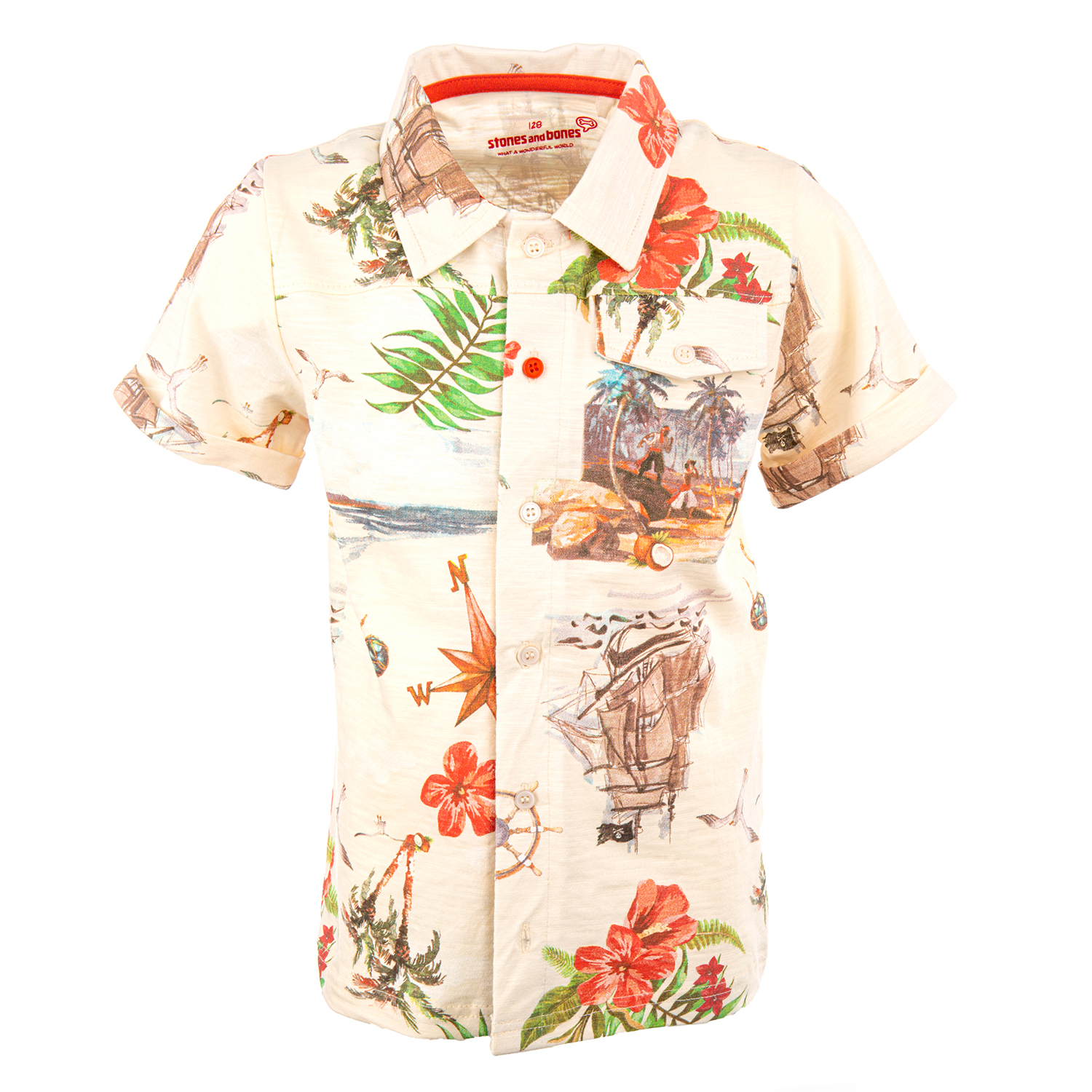 Oasis - CARIBBEAN off white