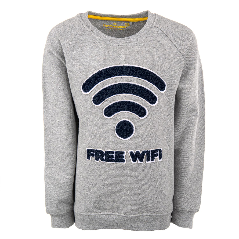 Imagine - FREE WIFI m.grey