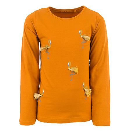 STONES and BONES | Clothing | Blissed - GOLDEN FLAMINGOS