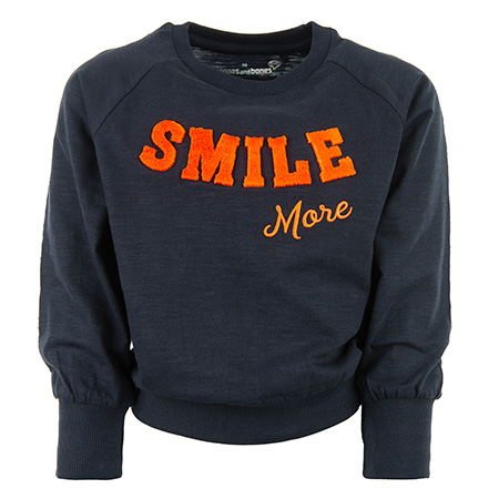 Donna - SMILE MORE navy