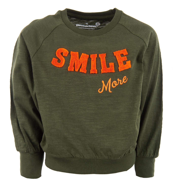 Donna - SMILE MORE khaki