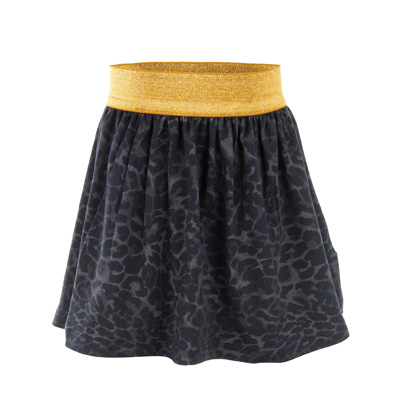 Cherise - LEOPARD black